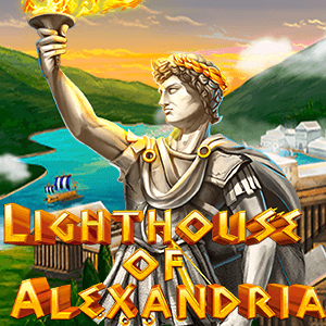 Lighthouse of Alexandria | PLAYSTAR EUWINS.COM